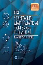 Advances in Applied Mathematics: Crc Standard Mathematical Tables and...