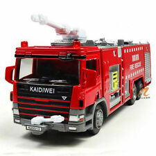 NEW KDW 1:50 Scale Diecast Fire Rescue Trucks Vehicle Cars Model  Free Shipping