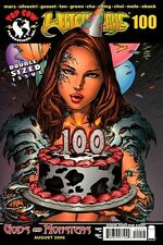 Witchblade # 100 Silvestri Cover