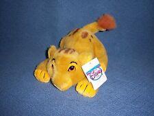 Lion King Simba NEW Stuffed Plush Doll Toy Disney Movie Animal Cub VTG Cat 1994