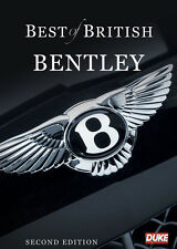 Bentley - Best of British (New DVD) The full and in depth story Azure Speed Six