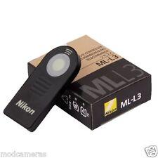 NIKON ML-L3 IR REMOTE CONTROL FOR NIKON DSLR CAMERAS D7000,D5200,D5100,D3200,D90
