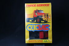 YQ075 HELLER 1/48 maquette cliclac camion 2008 Volvo N12 Truck Service