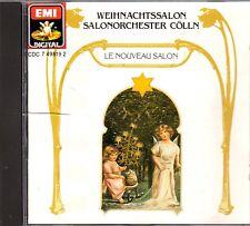 SALON ORCHESTRA OF COLOGNE: LE NOUVEAU SALON DE NOEL CHRISTMAS (WEIHNACHTSSALON)