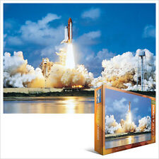 JIGSAW PUZZLE  EG60004608 	 Eurographics Puzzle 1000 Pc - Space Shuttle Launch