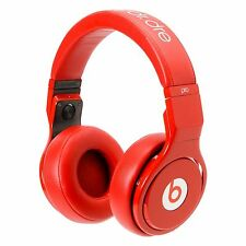 Beats by Dr. Dre Pro Headband Headphones - Red