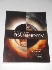 PATHWAYS TO ASTRONOMY by Schneider & Arny 2e 2009 Science / Engineering / Math