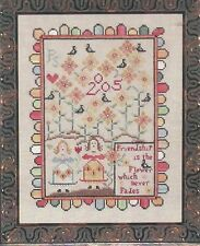 """Praiseworthy Stitches """"Sunflower Friends"""" Pattern"""