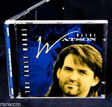 WAYNE WATSON The Early Works 1991 CD RARE TOUCH OF THE MASTER'S HAND