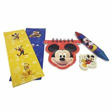 Disney Mickey Mouse Clubhouse Birthday Party Favours Stationery Pack - 20 piece