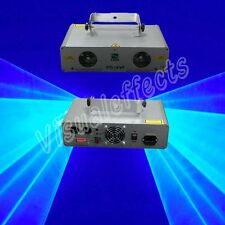 2 lens blue 300mw+300mw disco laser beam for professional party show