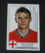 # 188 SOLSKJAER NORGE MANCHESTER UNITED FOOTBALL CHAMPIONS LEAGUE 2001-2002