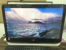"CRACKED HP Pavilion 23"" Touchscreen All-In-One Intel Core i5 4TH Gen 8GB 1TB"