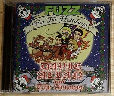 FUZZ for the HOLIDAYS cd Davie Allan and Arrows NEW/SEALED DAVE Christmas ALLEN
