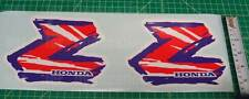 95' 1995 honda Z50 Z50R Vintage dirtbike 2pc fuel tank decals stickers graphics