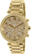 Michael Kors Women's Parker MK5856 Gold Stainless-Steel Quartz Watch