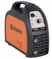 Kemppi Minarc 150 Arc Welder including 3m Arc Cable Set, 230v
