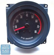 1965-67 Pontiac GTO / LeMans / Tempest Dash Tach Clock Replacement