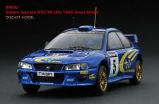 HPI #8600 1999 Great Britain Rally Subaru Impreza RS WRX STI WRC '99 1/43