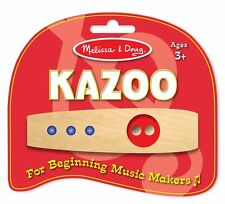 NEW! Music With Every Breath!  Melissa & Doug Kazoo #1300
