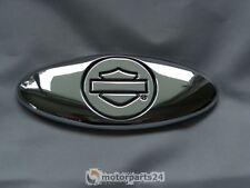 Harley Davidson Medallion Oval Sissybar Batterie Box Koffer 91716-02
