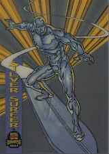 Marvel Universe Serie 5 1994 tarjeta de cromo transparente 5 de 10