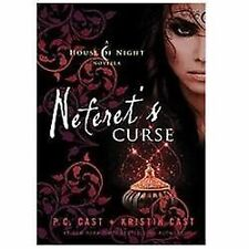 NEW House of Night Novellas Neferet's Curse 3 by P. C. Cast Kristin Hardcover