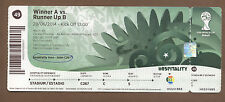 Used Ticket   Fifa World Cup Brazil 2014   BRAZIL - CHILE  1/8 FINAL // Edt.A !!
