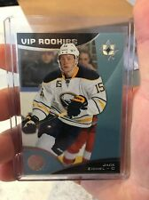 2015 16 UD Ultimate Collection Jack Eichel RC Rookie SP