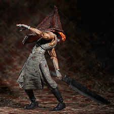Figma Silent Hill Revelation Pyramid Head PVC Action Figures Fans Toys China Ver