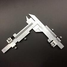 M1-26 0.02mm Vernier Caliper Gauge Gear Tooth Caliper Toothed Wheel Micrometer M