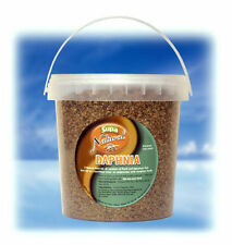 Supa Natural Daphnia Aquarium & Pond Fish Food 1 Litre 1000ml Tub (SN004)