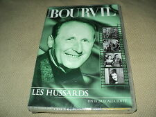 "DVD NEUF ""LES HUSSARDS"" Bernard BLIER, Louis DE FUNES / Collection Bourvil N°16"