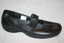MERRELL BRIC BLACK SLIP ON MARY JANE LOAFER FLATS SHOES WOMENS SZ 7.5