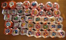 COMPLETE DISNEY INFINITY 2.0 Originals & Marvel Heroes Power Disc Set All 80 New