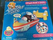 Zhu Zhu  babies SPEED BOAT & DOCK