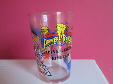 VERRE A MOUTARDE AMORA POWER RANGER 1994