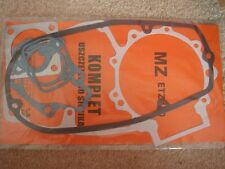 MZ ETZ 125 engine gasket set, MZ ETZ 150 gasket set