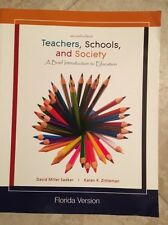 Teachers,Schools,and Society A Brief Introduction To Education ISBN 978-0-07-729