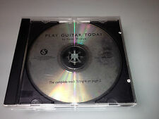 Play Guitar Today by Peter Pickow (1994) CD