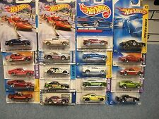 Hot Wheels Lot of 84 Different Mustang Muscle Cars GT500 Shelby Cobra 67 68 69