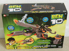 Ben 10 - VILGAX BATTLE SHIP Playset - Brand new in box