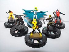 MARVEL HEROCLIX MYSTICS TEAM WITH RARE MAGIK