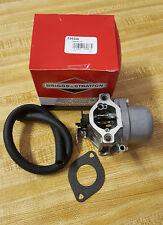 OEM Carb Briggs & Stratton Genuine Carburetor 590399 796077