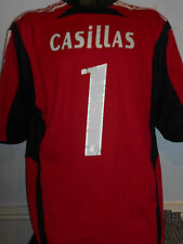 Real Madrid Goal Keepers Shirt ( 2005/2006* CASILLAS 1) xl men's #256
