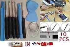 10pcs Opening tool kit iphone 3 4 5 6 7 ipod ipad Screwdriver Pentacle pentalobe