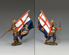 KING AND COUNTRY The Commonwealth Flag Bearer, English Civil War PnM066 PnM66