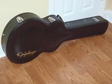 Epiphone Sheraton Hardshell 335 Dot Carry Case Candy Guitar Parts Gibson Pick ES