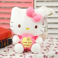 18cm Cute Soft Kitty Stuffed Doll Cat Plush Toy Baby Girl Birthday Gift