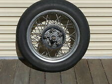 Triumph THRUXTON 2005 Rear Wheel + Tyre + Sprocket